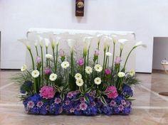Altare | Floral arrangements | Pinterest | Arreglos ...