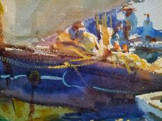 500 Monkeys With Paintbrushes: John Singer Sargent Watercolors at ...