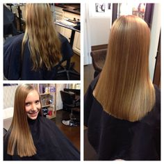 1000 images about long haircuts on pinterest long for Accentric salon oakridge