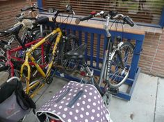 26 Ways to Store Your Bike | Sightline Daily Safe?