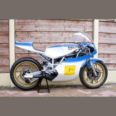 Bimota-Suzuki XR05  1976