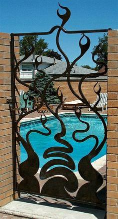 FireDance - Gate by Mark Puigmarti