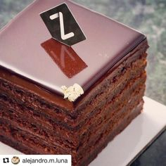 #Repost @alejandro.m.luna (@get_repost) @bakelikeapro I consider myself very lucky to now have the opportunity to be part of the Zumbo team. Over the past 2 months I have been laying low and trying to immerse myself in the culture and all that is zumbo. This cake is a great example of the creative genius behind @philkhoury and @adrianozumbo611 one of my all time favourites and a cake which I have personally re-interpreted in the past The Sacher. You have to try this one to understand what…