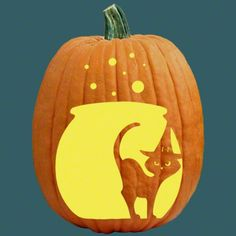 Seller of The Day: The Pumpkin Lady, PDF Patterns for Carving Pumpkins | Handmade Spark