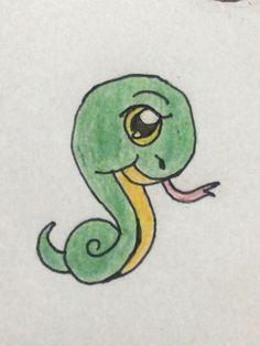 Bébé serpent