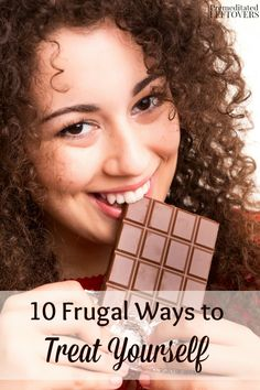 When you are on a tight budget, it can seem like there is no room for fun in your budget. Here are 10 Frugal Ways to Treat Yourself that are free or cheap.