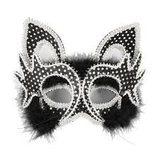 Buy Christmas gift accessories ornament pussy cat maskCostumes on bdtdc.com