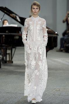 Erdem - Spring/Summer 2014 Ready-To-Wear - LFW (Vogue.co.uk)