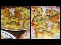 Party-Snack - Schinken Käse Schnecken ♥ - YouTube Silvester Snacks, Youtube Party, Snacks Für Party, Cauliflower, Treats, Vegetables, Design, Finger Food, Food Food