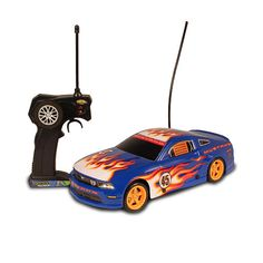NKOK 1:16 Scale Remote Control Vehicle - Ford Mustang GT $29.99  #Reviews
