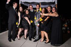 Wedding party photo #LGBT #Nashville #wedding #equality