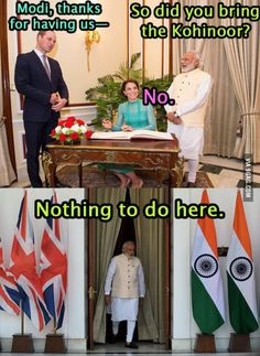 Give that man a Kohinoor