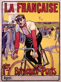 Fue el periodista francés Géo Lefèvre quién desarrolló la idea de crear una competición por etapas que transcurriera por parte del territorio francés. Lefèvre propuso al director del periódico deportivo l'Auto, Henri Desgrange , crear una competición ciclista para promocionar el diario. Así, el 19 de julio de 1903 el primer Tour de Francia comenzó en Montgeron, cerca de París, donde tomaron la salida 60 ciclistas que cubrieron la etapa inaugural de 467 km hasta Lyon.