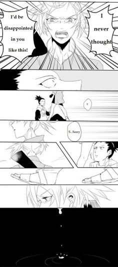 Oh my god.... Temari....Don't cry...You're gonna make m-me...
