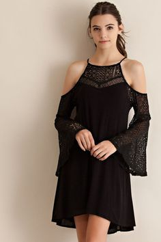 Another Valentine's Day pick! On My Mind Lace Dress - MOD&SOUL Fashion Clothing and Jewelry #romance