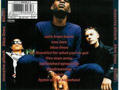 Massive Attack - blue lines, 1991