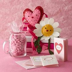 Valentine sweetheart goodies shared by FB All You Magazine