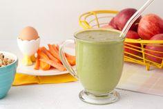 18 Healthy Vegan Smoothies | Healthful Pursuit Apple Pie Green Smoothie