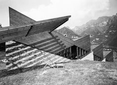 Casa Balmelli, 1956/57. Tita Carloni.