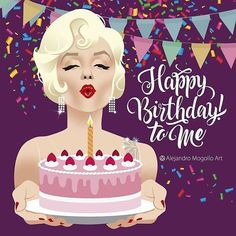 Best Birthday Quotes Funny Its My 52 Ideas Happy Birthday Artist, Happy Birthday To Me Quotes, Happy Birthday Video, Birthday Girl Quotes, Happy Birthday Messages, Happy Birthday Images, Happy Birthday My Love, Its My Birthday Month, 25th Birthday