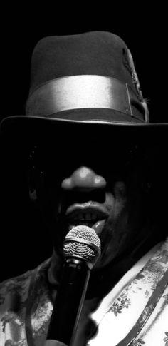 John Lee Hooker JR by omerphotography