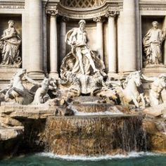 Trevi Fountain, Rome, Italy by Joanne at http://500px.com/Studio670