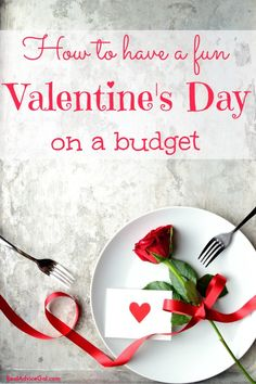 Fun Things to do on Valentines Day when You're on a Budget