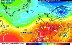 Fiammata Africana Caldo da Martedì Maggio è ormai giunto al termine e si conclude con il bel tempo anche se non mancherà qualche disturbo temporalesco, come potremmo avere nella giornata odierna sul Nord Italia. Oltrealpe stanno scorr #caldo #africano #meteo #italia #estate