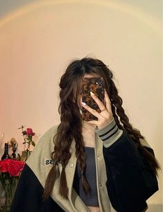 Aesthetic Hair, Bad Girl Aesthetic, Cool Girl Pictures, Girl Photography Poses, Ulzzang Girl, Pretty Hairstyles, Hair Inspo, Pretty People, My Hair