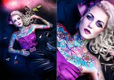 Lexy Hell | Alternative Model | Jean Paul Gaultier |