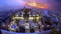 Bangkok: Ciudad más visitada en 2016.