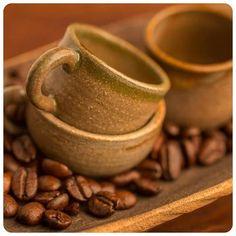 Crescent Ceramics --- tiny cups