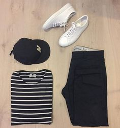"""3,703 Likes, 12 Comments - VoTrends® Men's Fashion (@votrends) on Instagram: """"Keeping it simple   Yes or No?  : @clothingras"""""""