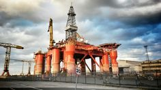 Drilling Rig, Oil Industry, Oil Rig, Fire Heart, Belfast, Rigs, Wedges
