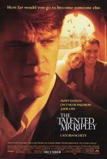 In late 1950s New York, Tom Ripley, a young underachiever, is sent to Italy to retrieve a rich and spoiled millionaire playboy, named Dickie Greenleaf. But when the errand fails, Ripley takes extreme measures.