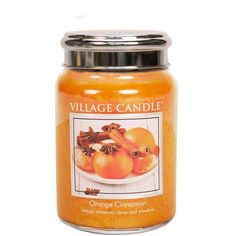 The pure delights of fruit and spice never cease to entice. Bright citrus blended with a twist of cinnamon and clove create the most irresistible medley of warmth and oz large glass jar candle provides up to 170 hours of fragrance. Clean Fragrance, Fragrance Oil, Scented Candles, Candle Jars, Christmas Tree With Snow, Large Glass Jars, Stonewall Kitchen, Mood Light, Paraffin Wax