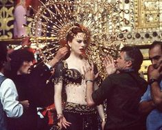 The film was inspired by a trip to a Bollywood theater in India. (x) Moulin Rouge! (2001)