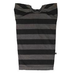 Molo Crystal dress block colour stripe black