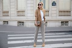 8 Stylish Takes On A Power Suit