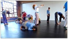 Dance Therapy - Authentic Movement -