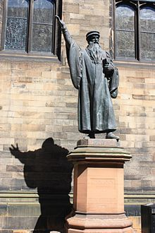 John Knox - Wikipedia, the free encyclopedia New College, Reformation, Edinburgh, Free, Inspiration, Biblical Inspiration, Inspirational, Inhalation
