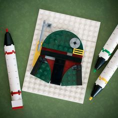 """Sketches Render Pop Culture Characters in Lego Form Author, illustrator and photographer Chris McVeigh: """"Brick Sketches,"""" created entirely from LEGOs.Author, illustrator and photographer Chris McVeigh: """"Brick Sketches,"""" created entirely from LEGOs. Lego Disney, Lego Star Wars, Lego Painting, Lego Boba Fett, Lego Portrait, Used Legos, Lego Mosaic, Origami, Illustrator"""