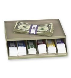 PMC04941 SecurIT Coin Wrap and Bill Strap Rack