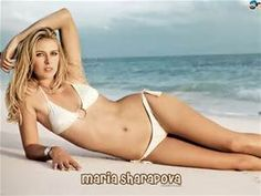 Maria Sharapova - Bing images