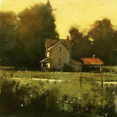 Romona Youngquist ~ Love the light in this one.