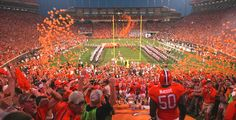 13 Reasons Why Clemson Is Actually Better Than The University Of South Carolina