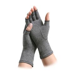 Gloves can be used for hand fatigue, cold hands, poor circulation, and neuropathy of the hands. Give your aching hands the comfort they deserve when you buy the IMAK Arthritis Gloves from ActiveForever.com today!