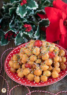Sicilian Recipes, Best Italian Recipes, Italian Pastries, Italian Cake, Tasty Bites, Recipe Boards, Holiday Recipes, Christmas Time, Macaroni And Cheese