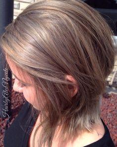 Smokey beige blonde