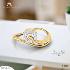 For the love of accessory, we bring you #ring for every day. Get 5%* #cashback…